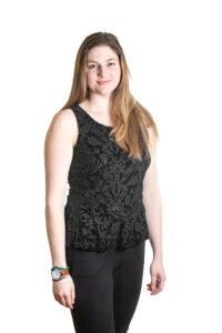 Vanessa McGibbon Physiotherapist Intern